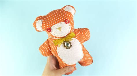How to Make a Teddy Bear with Pictures wikiHow