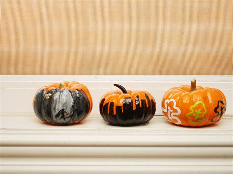 How to Paint a Pumpkin 10 Steps with Pictures wikiHow