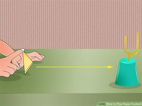 How to Play Paper Football 9 Steps with Pictures wikiHow