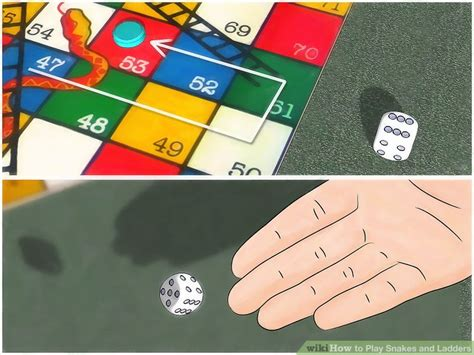 How to Play Snakes and Ladders 11 Steps with Pictures