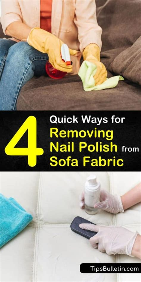 How to Remove Nail Polish from Fabrics HowtoCleanStuff
