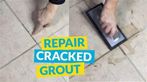 How to Repair Missing Grout From Floor Tiles Grout Maintenance
