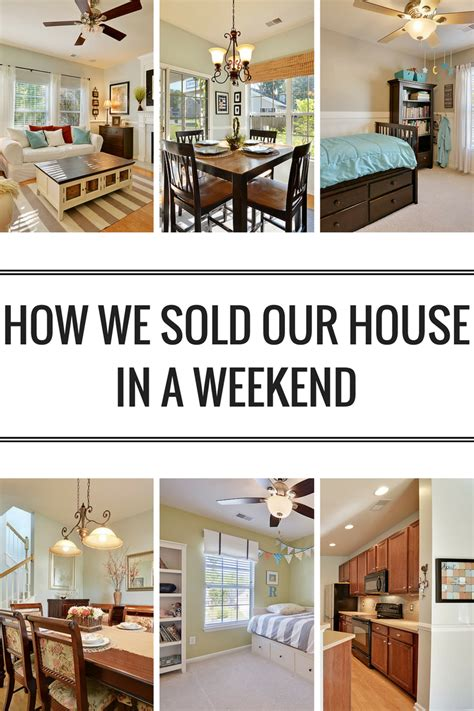How to Sell House Fast Declutter Staging The Sweet