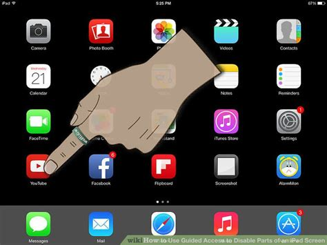 How to Use Guided Access to Disable Parts of an iPad Screen