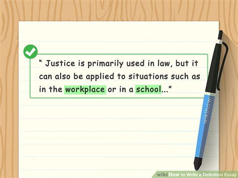 How to Write a Definition Essay wikiHow