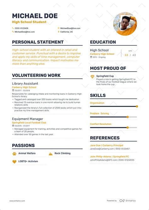 How to Write a Great Resume for a Job Tips Examples