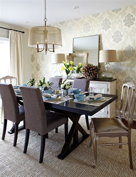 How to decorate a dining room when you don t want a dining