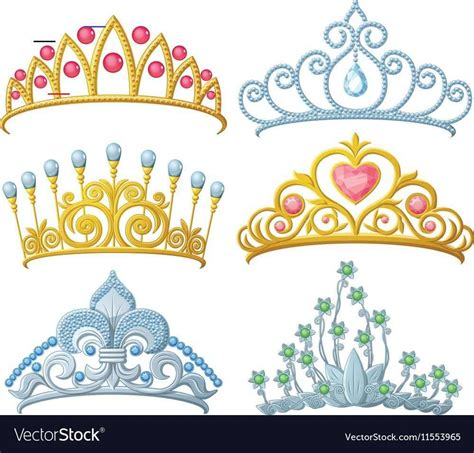 How to draw a princess crown Quora