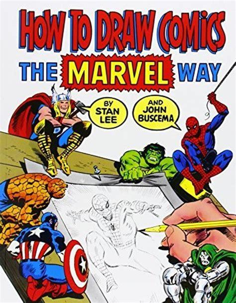 How to draw comics the marvel way amazon