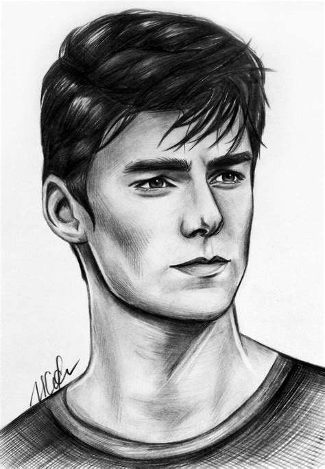 How to draw realistic faces male sharenoesis