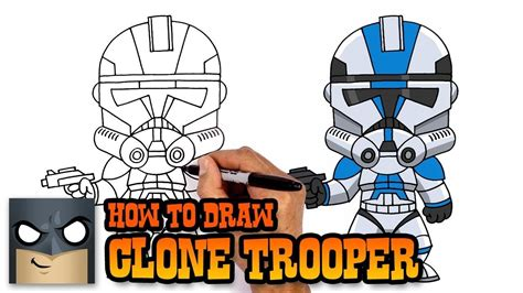 How to draw star wars characters draw star wars step by
