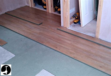 How to install laminate flooring Carpentry tips and tricks