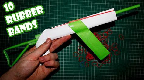 How to make Origami Paper Gun Origami Gun Folding