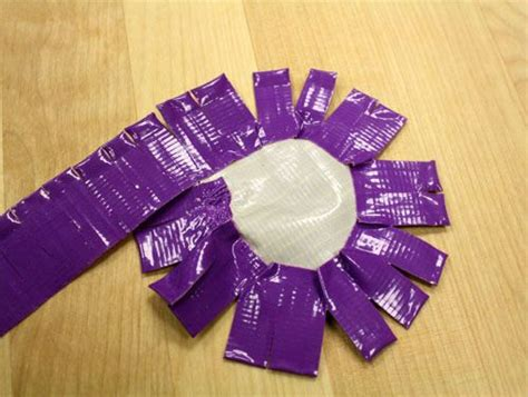 How to make duct tape flowers Skip To My Lou