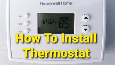 wiring diagram for hunter digital thermostat images thermostat how to replace a 4 wire thermostat