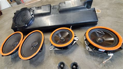 How to replace speakers with factory JBL amp Toyota