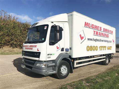 Hughes Driver Training HGV Driver Training Leicester
