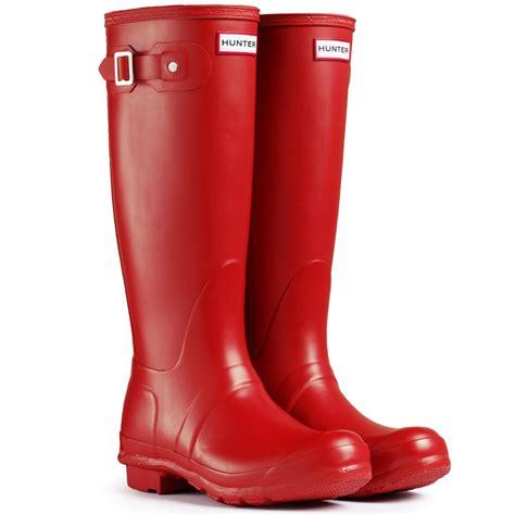 Hunter Wellies Wellington Boots Mens Womens schuh
