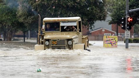 Hurricane Harvey s Fallout Continues With Nightmare