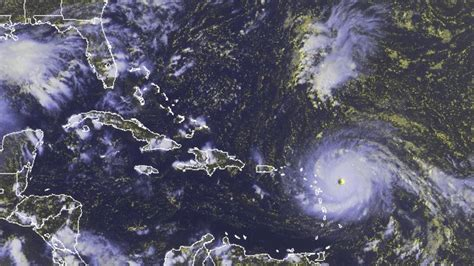 Hurricane Irma Now Potentially Catastrophic With Winds
