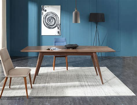 Hygge Rectangular Wood Extendable Table