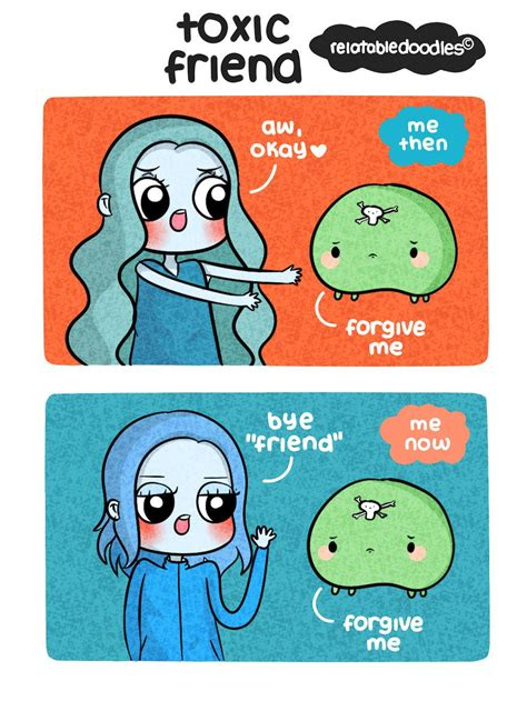 I Draw Comics That People Can Relate To Part 2 Bored Panda