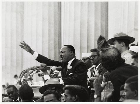 I HAVE A DREAM MARTIN LUTHER KING August 28 1963