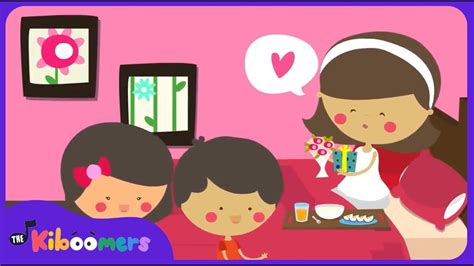 I Love You Mommy Mother s Day Song for Kids Happy