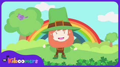 I m a Little Leprechaun Song for Kids St Patrick s Day