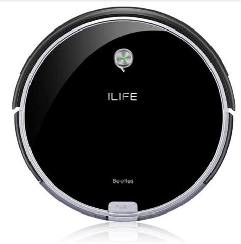 ILIFE ROBOT VACUUM ILIFE Robot Vacuum Cleaner Automatic