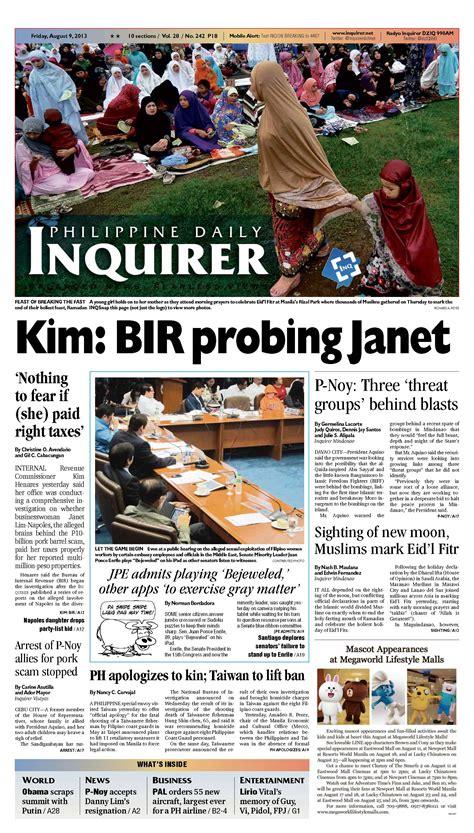 INQUIRER Latest Philippine News for Filipinos