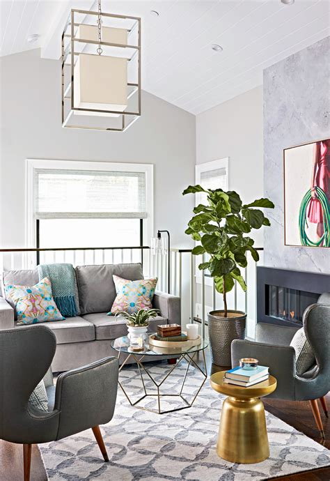 Ideas for Decorating in Gray Better Homes and Gardens
