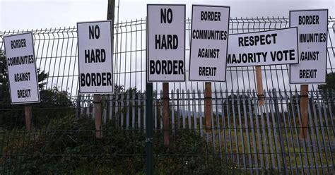 If UK leaves Customs Union a customs border is inevitable