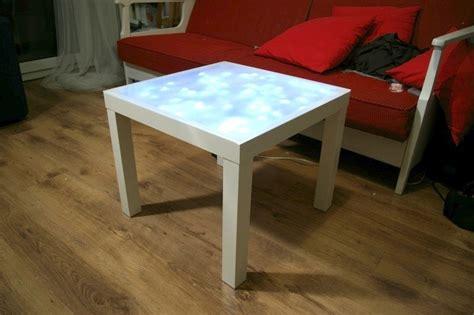 Ikea Lack Plus light Instructables