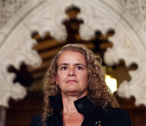 Incoming governor general Julie Payette drops fight to