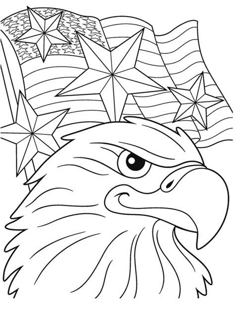 Independence Day U S Free Coloring Pages crayola