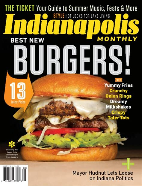 Indianapolis Monthly Magazine Indy Food News Culture