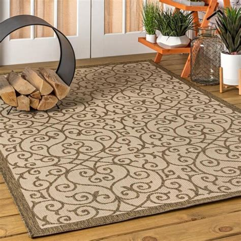 Indoor Outdoor Carpet and Rugs Lowes Holiday