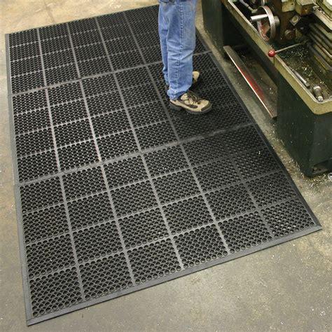 Industrial Anti Slip Floor Mats Non Skid Rubber Mats