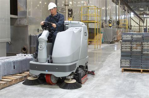 Industrial Floor Cleaning Equipment