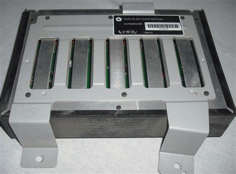 99 chrysler concorde stereo wiring diagram images concorde stereo wiring diagram infinity amplifiers in chrysler cars repair guide allpar