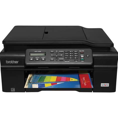 Inkjet Printers All in One Color Inkjet Printers Brother