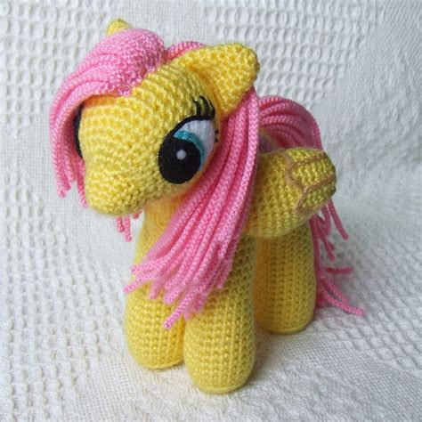 Insanely Cute Ponies AllFreeCrochet