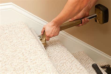 Installing Carpet on Stairs Video DIY