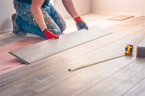 Installing Laminate Flooring From Lowes Project How To