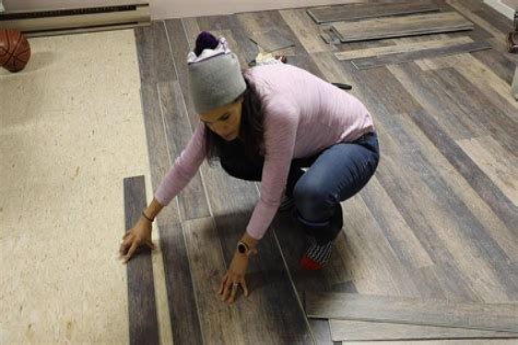 Installing Vinyl Tile Over Existing Vinyl Floor Home