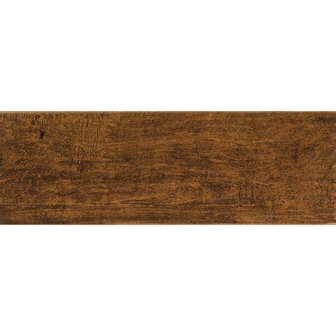 Interceramic Colonial Wood Pecan 6 x 20 Ceramic Tile CW