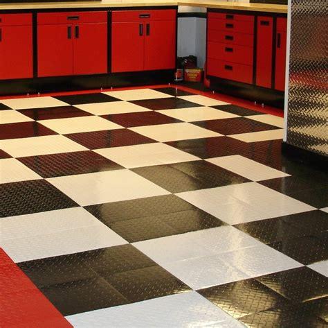 Interlocking Garage Tiles are Garage Floor Tiles by