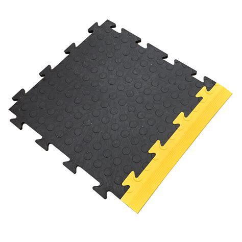 Interlocking vinyl floor tiles and vinyl floor mats Plastige