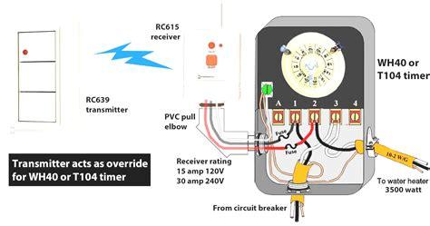 Intermatic Time Clock Wiring